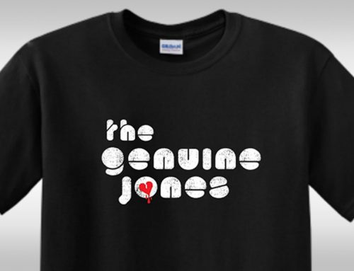 The Genuine Jones Branding, Logo, Product Design & E-Commerce Website